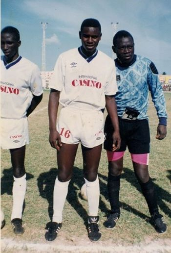 Gor Mahia in the 1991 CECAFA club cup