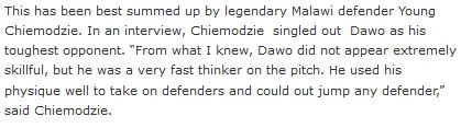 Young Chiemodzie on Peter Dawo