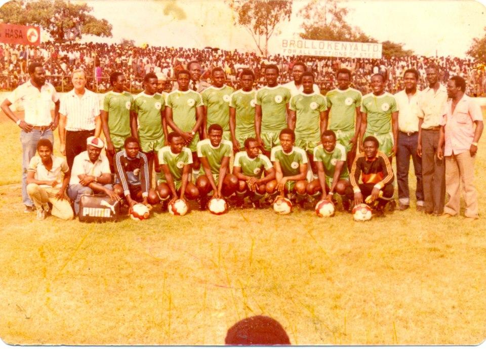 Gor Mahia in 1983