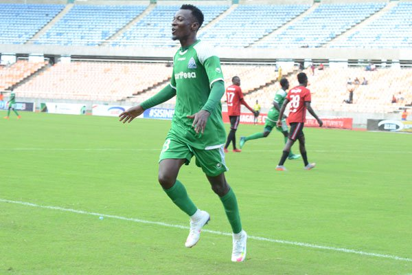 Gor Mahia Continued To Overcome Their Off The Field Goals As They Beat Vipers Of Uganda   In The Quarter Finals Of The  Cecafa Club Cup