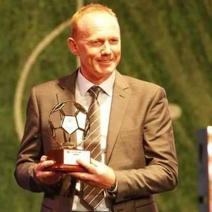 Frank Nuttall Kenya coach of the year 2015