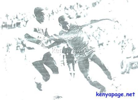Felix and Bernard Otieno