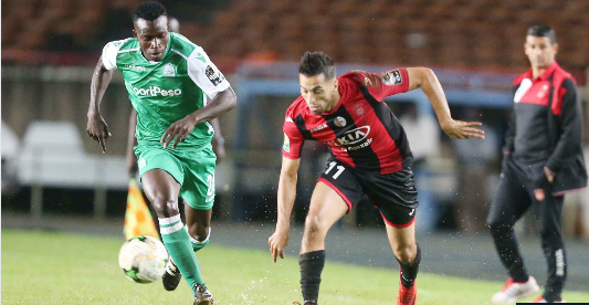 Philemon Otieno vs USM Alger