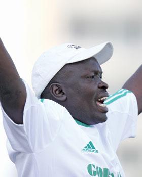 Gideon Ochieng Gor Mahia coach 2009