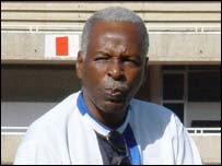 Mohamed Kheri Gor Mahia coach 1989