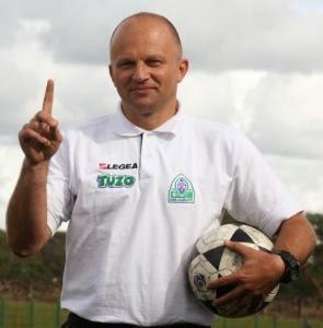 Zdravko Logarusic Gor Mahia coach 2012
