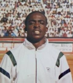 Mike Otieno Gor Mahia coach 1999
