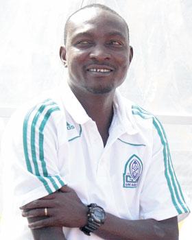 Zedekiah Otieno zico Gor Mahia coach 2010