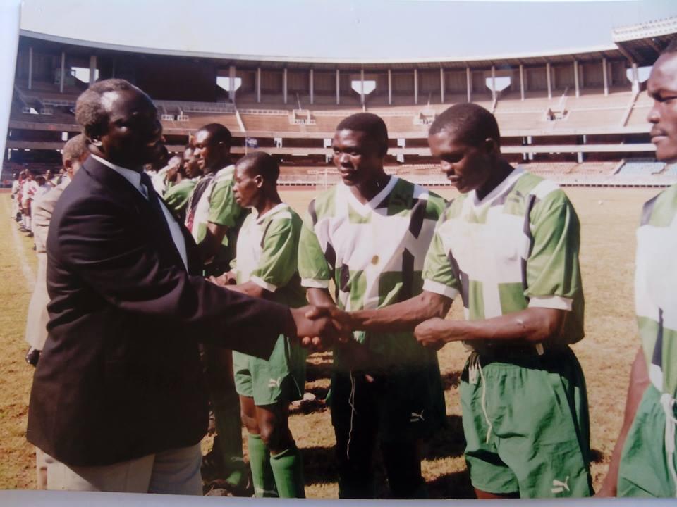 Gor Mahia vs Dynamos Harare 1996