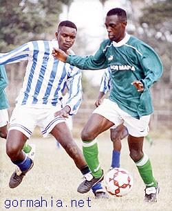 Emmanuel Wakata Gor Mahia striker