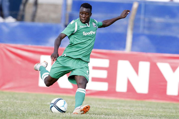 Tobias Otieno determined and motivated